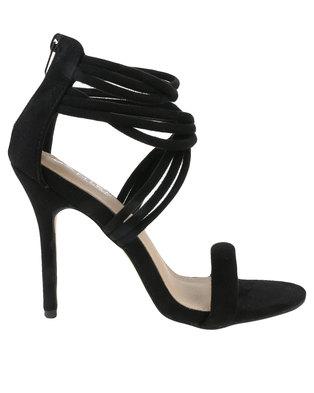 Daniella Michelle Nina High Heel Black