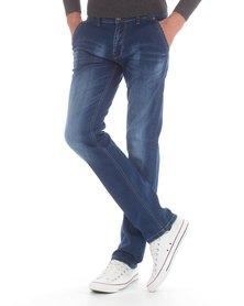 Jack Lee's Mr. Spick Denim Jeans Blue