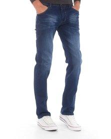 Jack Lee's Mr. Direct Denim Jeans Blue