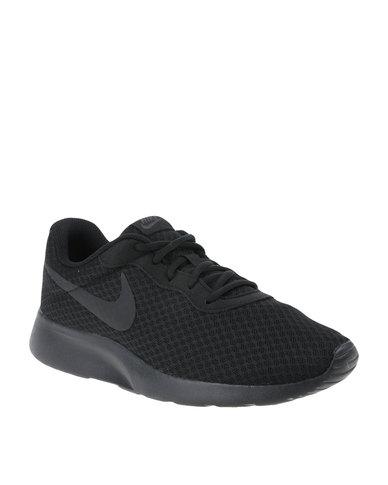 Nike Tanjun Mens Sneaker Black