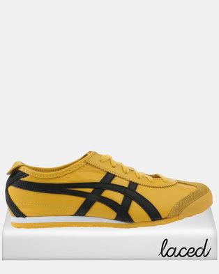 Onitsuka Tiger Mexico 66 Yellow 8289da628e