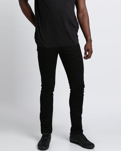 645577d5928 Levi's® 510™ Skinny Fit Jean Jet Black | Zando