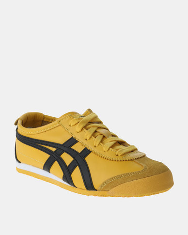 timeless design d0226 69d13 Onitsuka Tiger Mexico 66 Yellow