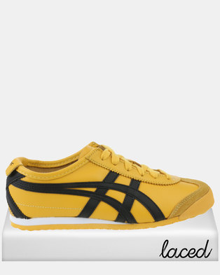 Onitsuka Tiger Mexico 66 Yellow 132baf68b