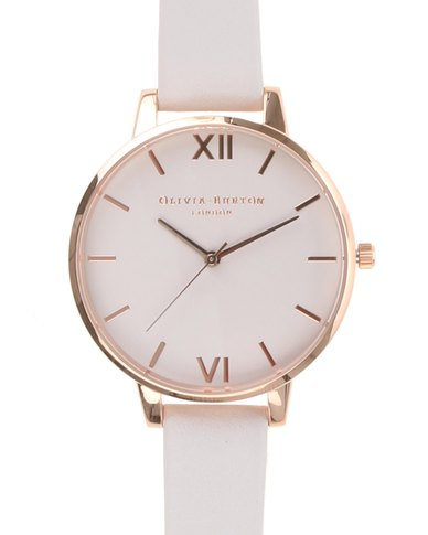 7099492bee86d Olivia Burton Blush Dial   Rose Gold Watch Rose Gold-tone