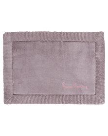 Pierre Cardin Memory Foam Bathmat Lilac