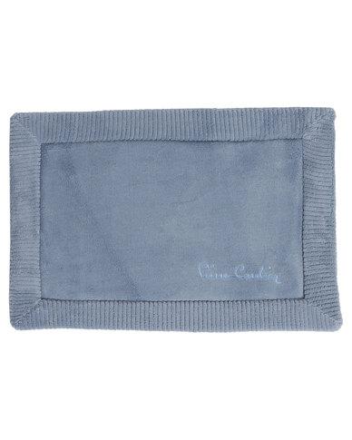 Pierre Cardin Memory Foam Bathmat Light Blue