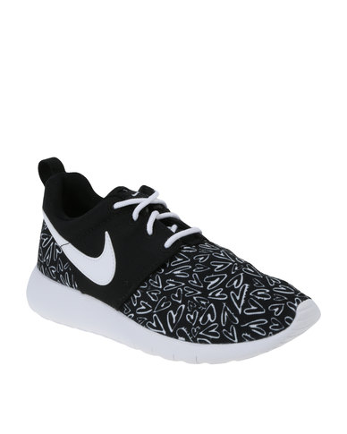check out 2674f c6c79 Nike Roshe One Print (GS) Printed Sneaker Multi