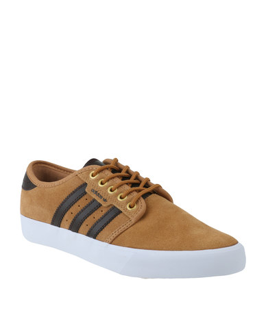 adidas Seeley Sneaker Brown