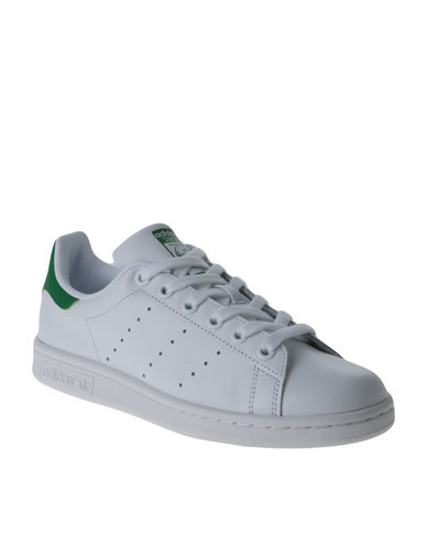 new style 0416f dff30 adidas Stan Smith W OG White/Green
