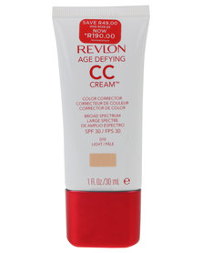 DISC Revlon Age Defying CC Cream SAVE R50 Light