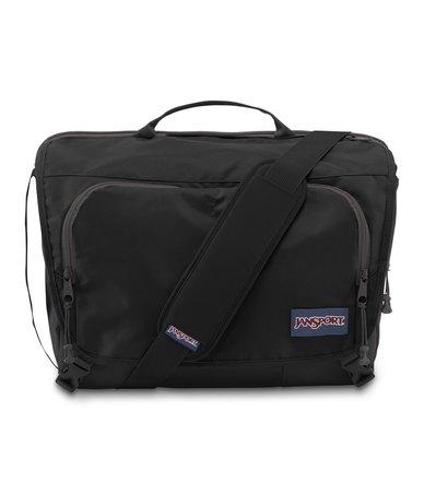 JanSport Network Messenger Bag Black