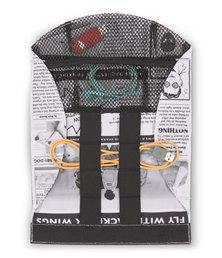 JanSport Digiroll Newspaper Accessories Wrap Grey Festival Bag