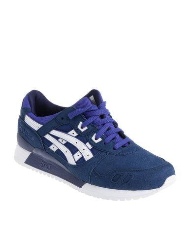 online store 9f1d0 72376 Asics Tiger Gel-Lyte III Blue