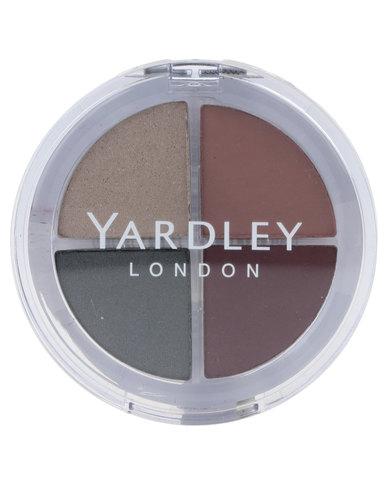 Yardley Eyes Quad Revel Multi