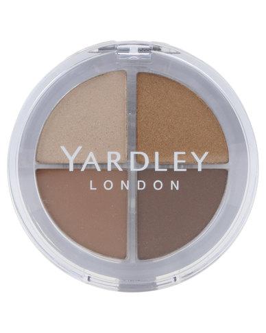 Yardley Eyes Quad Wanderlust Multi