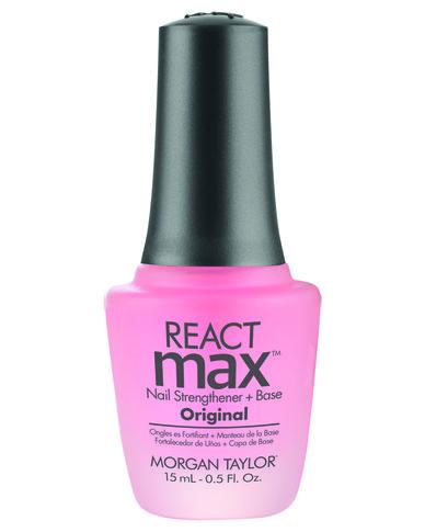 Morgan Taylor React Max Original High-Gloss 15ml