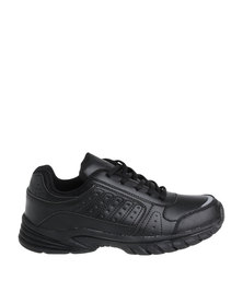 My School Tekkie Lace Up Sneaker Black