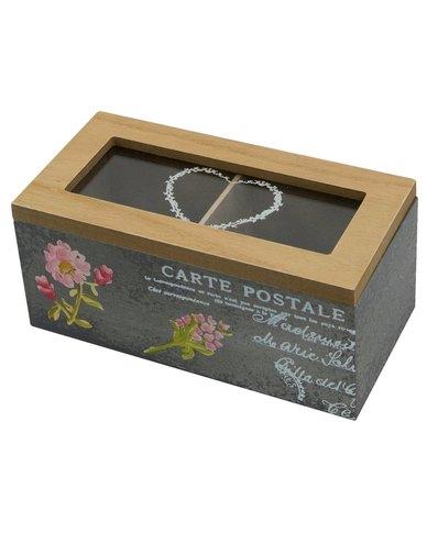 Carte Postal 2 Open Box