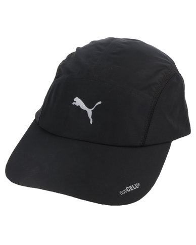 Puma Performance duoCELL Tech Running Cap Black