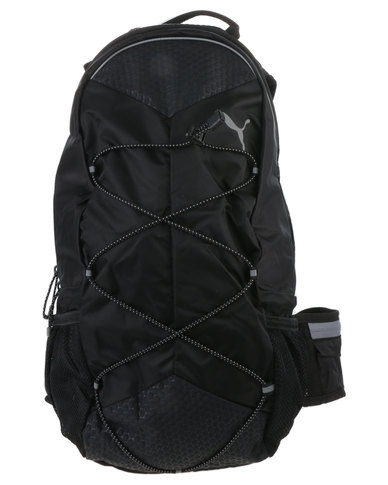 cfb4834297 Puma Performance PR Lightweight Backpack Black