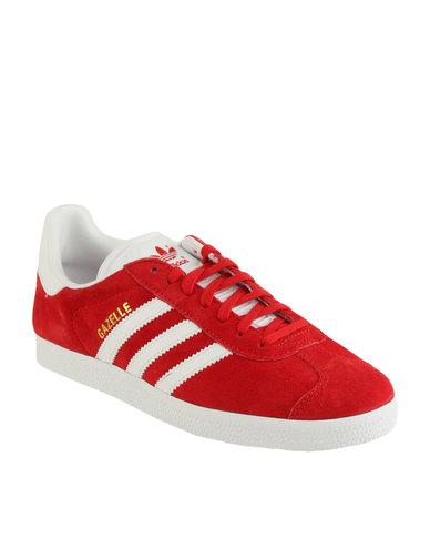 aa95567bdde2 adidas Gazelle C O Sneaker Red   Zando