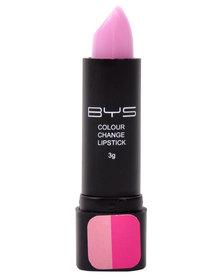 BYS Lipstick Colour Change A Change of Heart Orange