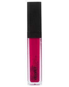 BYS Velvet Lipstick Flamingo Flare Pink