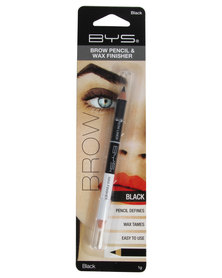 BYS Brow Liner & Wax Finisher Black