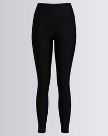 Went Active Long Tights with Flatband Black