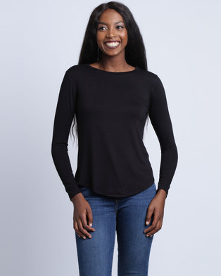 Utopia Basic T-Shirt Black