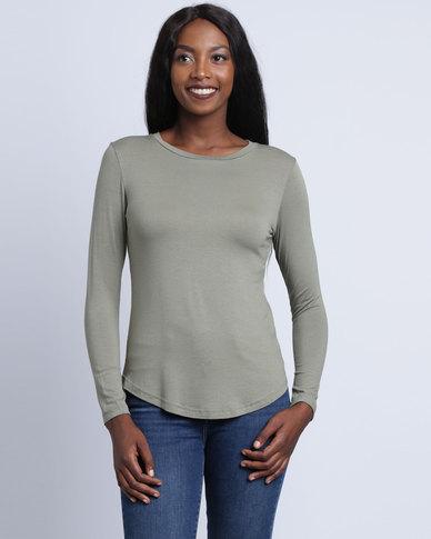 Utopia Basic T-Shirt Olive