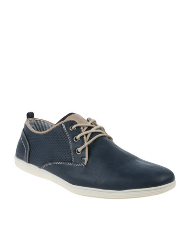 shop for cheap price Luciano Rossi Luciano Rossi PU Plimsoll Shoes Brown cheap sale how much best place nTKE7pA