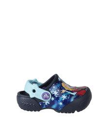 Crocs Fun Lab Frozen K Blue