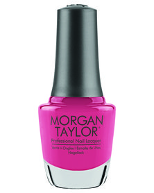 Morgan Taylor Professional Nail Lacquer Be Our Guest Pink