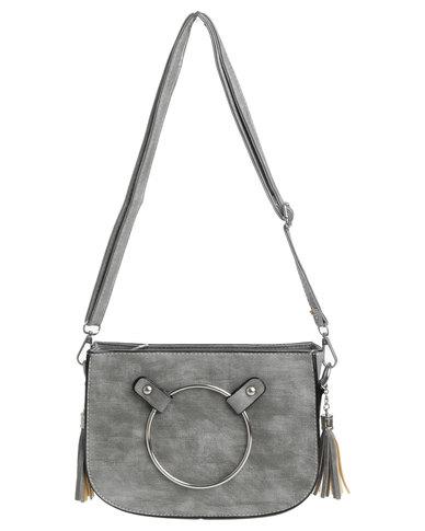 Joy Collectables Las Ring Handle Grab Bag Grey