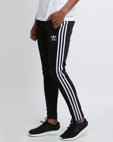 adidas track pants. adidas supergirl track pants black a