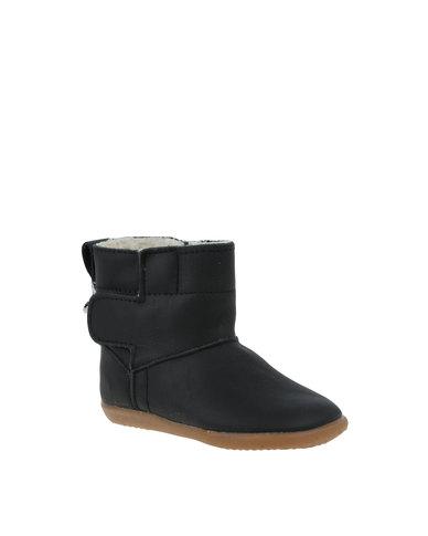 Shooshoos Lux Winter Boots Black   Zando
