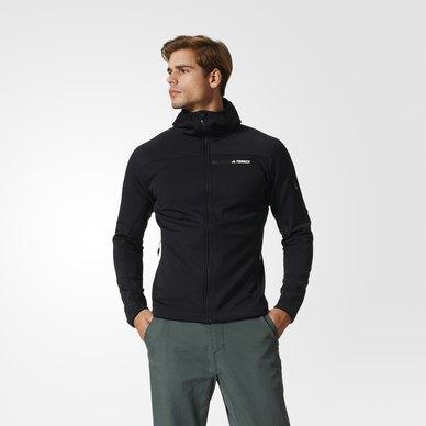 Stockhorn Fleece Hooded Jacket