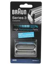 DISC Braun Cassette 32's