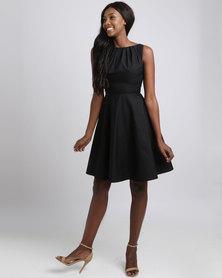 non-european® Twist Dress New Black