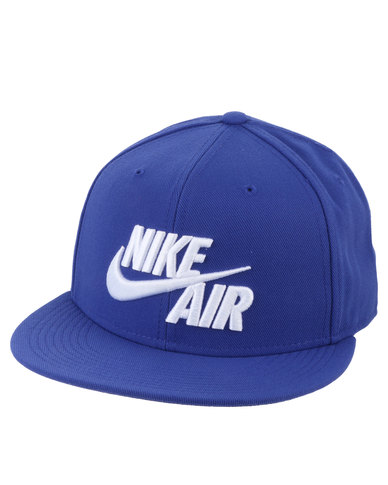 Nike Air True Snapback Hat Blue  138fbd0f364