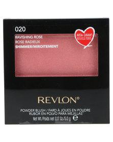 Revlon Powder Blush Ravishing Rose