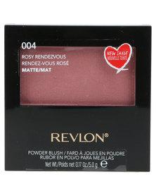 Revlon Powder Blush Rosy Rendevous