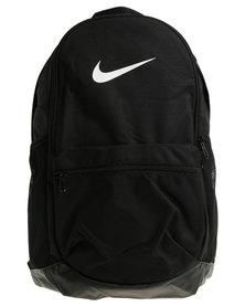 Nike Performance BRSLA M BKPK Black and White