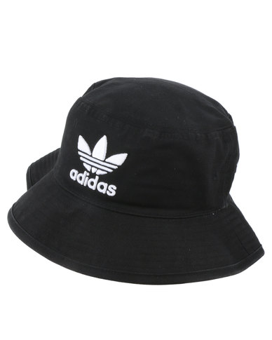 35db9b157d182 adidas Bucket Hat AC Black