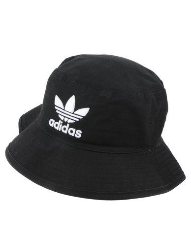 adidas Bucket Hat AC Black  f9ad09b8c2d