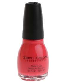 Sinful Colours Nail Enamel Thimbleberry