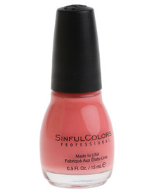 Sinful Colours Nail Enamel Island Coral