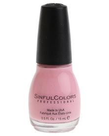 Sinful Colours Nail Enamel Pink Smart